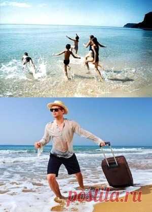 Как самостоятельно организовать летний отдых?
