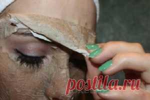 Восхитительная маска-пленка 3 в 1 - подтяжка, питание, очищение | О Женщине и не только... | Само Совершенство
