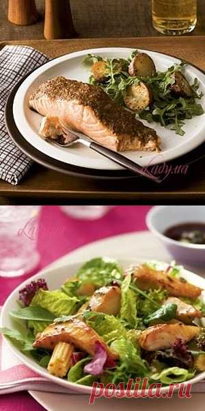 Fish day or Dishes useful to heart