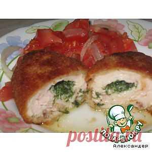 Котлеты по-киевски - кулинарный рецепт