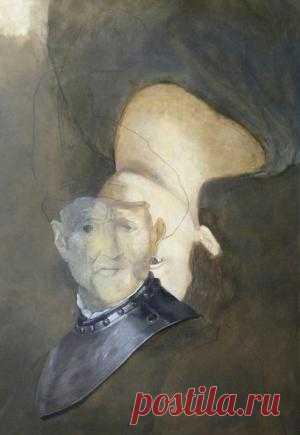 Скрытый портрет был обнаружен немецкими учеными на картине кисти Рембрандта