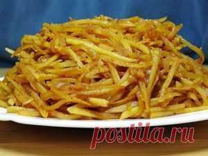 Мастер-класс : Готовим салат, как в настоящем корейском ресторане   Журнал Ярмарки Мастеров Известный корейский салат «Камдича» — из обычной картошки, но благодаря оригинальному способу приготовления и специям, вкус картофеля меняется до не узнаваемости