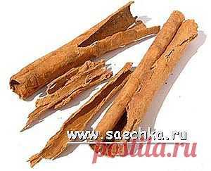 La canela | Saechka.Ru - las recetas de la foto