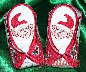 CE089 - Elf Shoes