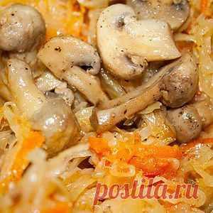 Солянка грибная рецепт – супы