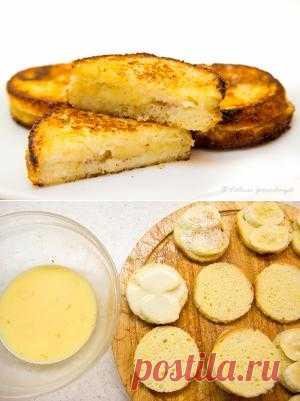 В желтом цвете: Сандвич с бананом и корицей
