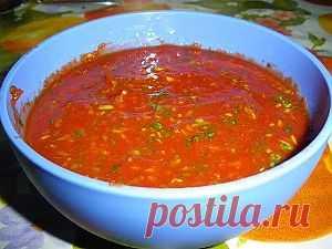 Самый простой соус к шашлыку - Соус, маринад для шашлыка, соус барбекю . 1001 ЕДА вкусные рецепты с фото!