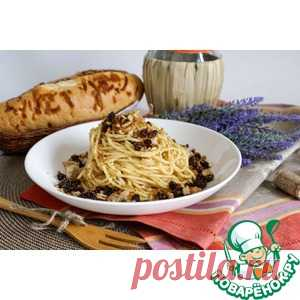 Спагетти Сан-Джузеппе (Spaghetti di San Giuseppe)