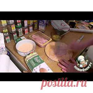 """Настоящие котлеты """"По-киевски"""" - кулинарный рецепт"""