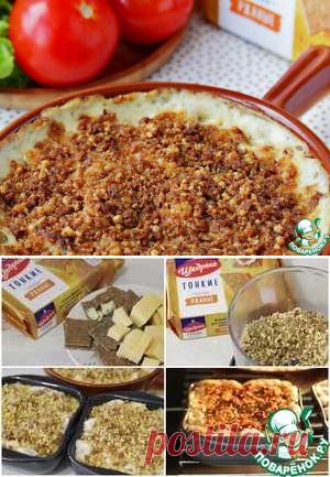 Куриное филе под крошкой из хлебцов   Вкусные кулинарные рецепты