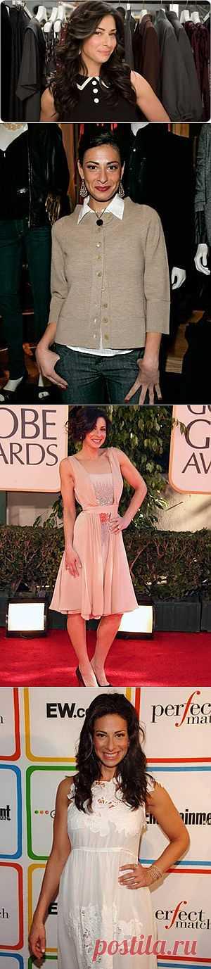 Stacy London потрясающая брюнетка / Авторитеты / Модный сайт о стильной переделке одежды и интерьера