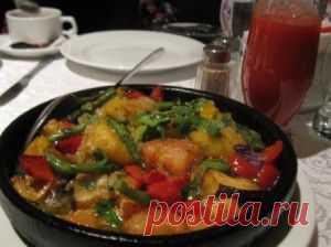 Аджапсандали - горячее овощное блюдо, чудо грузинской кухни | Никогда не сдавайся! Красота, здоровье, народная медицина, здоровый образ жизни, стройная фигура, бизнес дом и семья, полезные советы