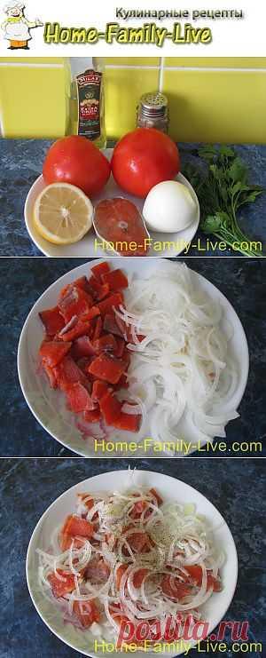 Салат Амурский - пошаговый фоторецепт - постный салат   Кулинарные рецепты