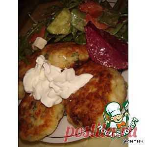 Котлеты из цветной капусты с сыром - кулинарный рецепт