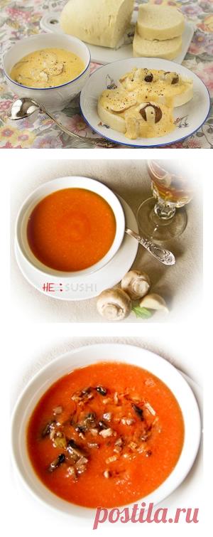 Самые вкусные грибные соусы