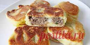 Жареные пирожки с начинкой из сердца : Мясные блюда : Кулинария : Subscribe.Ru