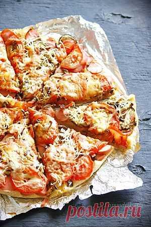 2 необычных рецепта: пицца с баклажанами и из кабачков