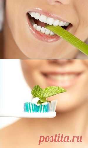 Как укрепить дёсны и зубы