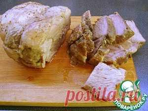 Буженина из свиной шейки - кулинарный рецепт