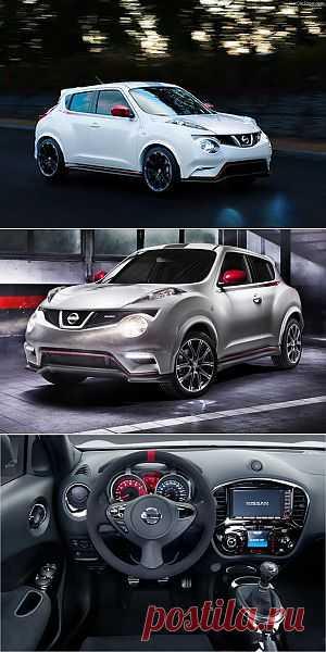 Тест-драйв Nissan Juke Nismo.