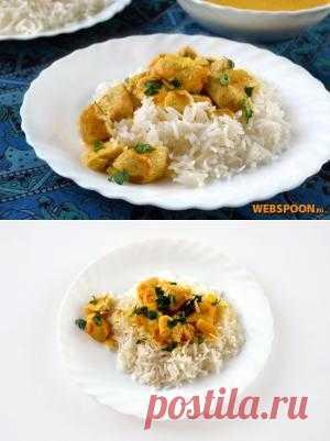 Куриная грудка в пряном соусе. Это блюдо продают в индийских ресторанах по всей Европе! Это блюдо имеет свою историю и легенду. Читаем! Готовим! Комментируем и ставим лайки!