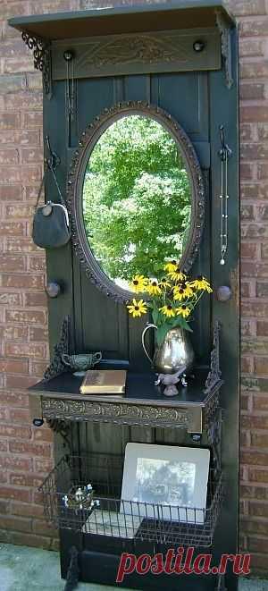 Трансформируем двери и дверцы для декора и переделок..