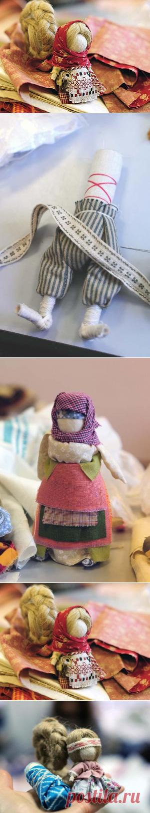 Обережные куклы. Два отчёта в одном. Питер и Москва. – Ярмарка Мастеров