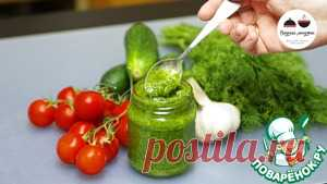 Укропный соус - кулинарный рецепт