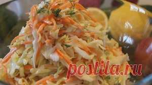 Салат Коул Слоу. Самый Вкусный Капустный салат! рецепт с фотографиями