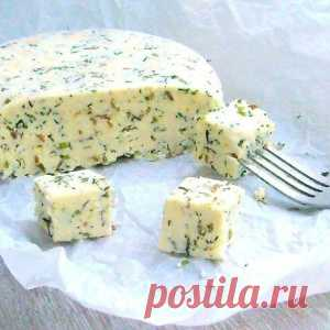 COTTAGE CHEESE WITH GREENS AND CARAWAY SEEDS - Mirtesen