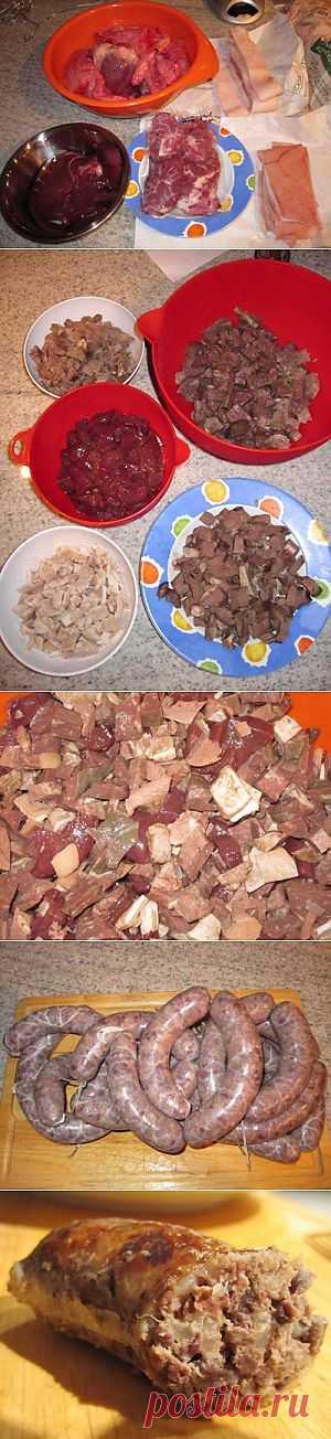 Колбаса из легких / Заготовка мяса / TVCook: пошаговые рецепты c фото