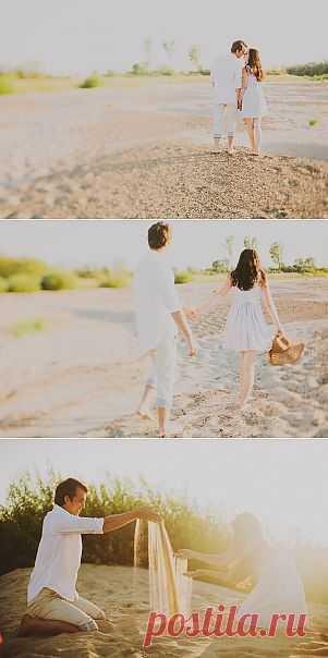 Светиться от счастья: love-story Павла и Светланы - WeddyWood