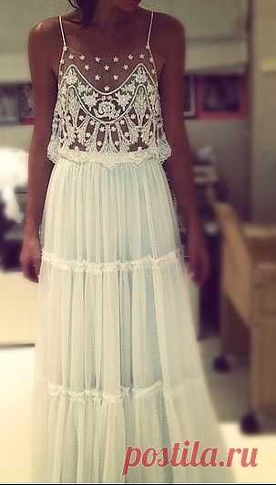 Свадебное платье Mira Zwillinger / Свадебная мода / Модный сайт о стильной переделке одежды и интерьера