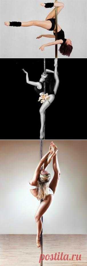 Pole dance или танец на шесте: личный опыт