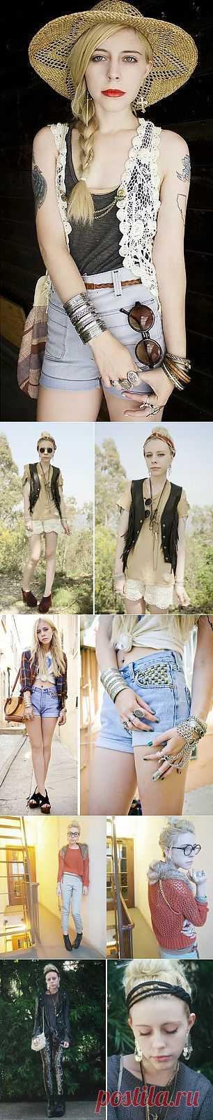 Несколько идей от Madeline Pendleton (подборка) / Блоггеры / Модный сайт о стильной переделке одежды и интерьера