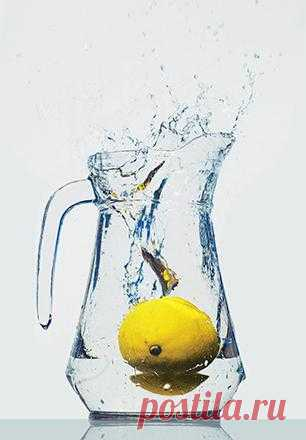 Вода с лимоном для похудения – самый популярный напиток мечтающих о стройной фигуре