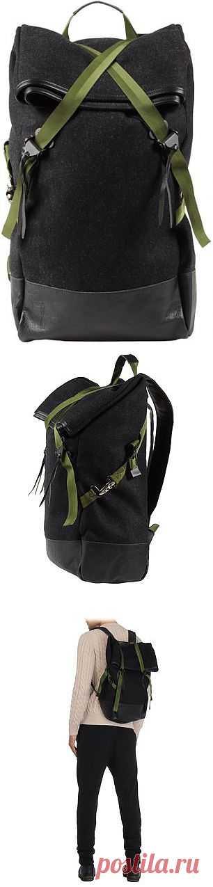 Необычные застежки рюкзаков CHRISTOPHER RAEBURN и Ко / Сумки, клатчи, чемоданы / Модный сайт о стильной переделке одежды и интерьера