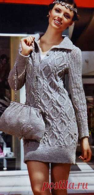.  Платье и сумка