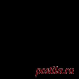 Оригинальный узор для вязания спицами.