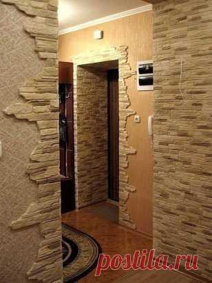 Идея декора коридора