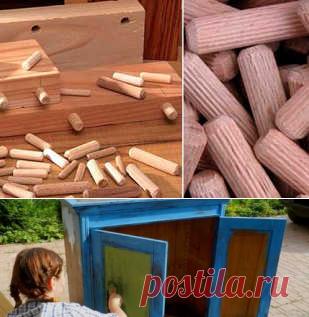 El rehacimiento de los muebles viejos por las manos, los ejemplos evidentes antes y después