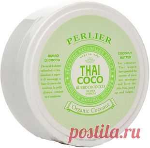 PERLIER питательное кокосовое масло THAI COCO   Л'этуаль   КупиОбзор