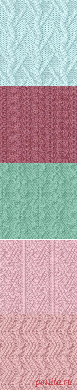 Узоры косы со схемами фото 254