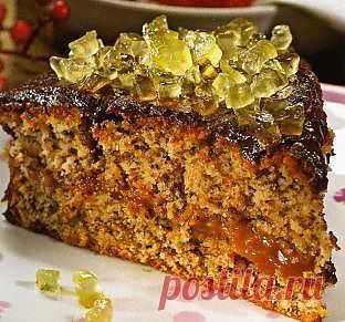 Венесуэльский ореховый торт - пошаговый кулинарный рецепт на Повар.ру