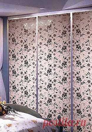 Шкаф-купе: идеальное сочетание профиля и зеркала с интерьером комнаты.