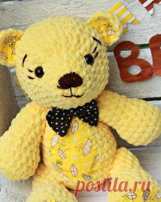 PDF Зефирный Мишка. Бесплатный мастер-класс, схема и описание для вязания плюшевой игрушки амигуруми крючком. Вяжем игрушки своими руками! FREE amigurumi pattern. #амигуруми #amigurumi #схема #описание #мк #pattern #вязание #crochet #knitting #toy #handmade #поделки #pdf #рукоделие #мишка #медвежонок #медведь #bear #teddy #teddybear #plush #плюшевый
