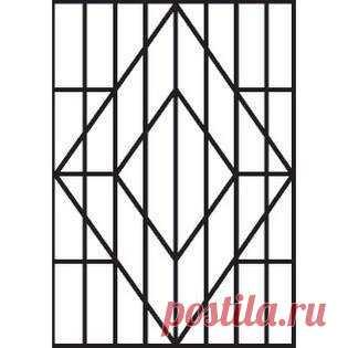 Решетки на окна в Харькове ➤ купить от 500грн/м2 ➤ Дверной Дозор