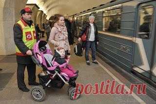 Услуга метро, которой можно воспользоваться и о которой почти никто не знает Услуга метро, которой можно воспользоваться и о которой почти никто не знаетВ метро Санкт-Петербурга есть услуга, о которой почему-то мало кто знает.Позвонив по телефону 8-800-350-11-55 вы можете попросить сопровождать вас с детьми в метро. Помогают всем: пожилым, школьникам, мамам с...