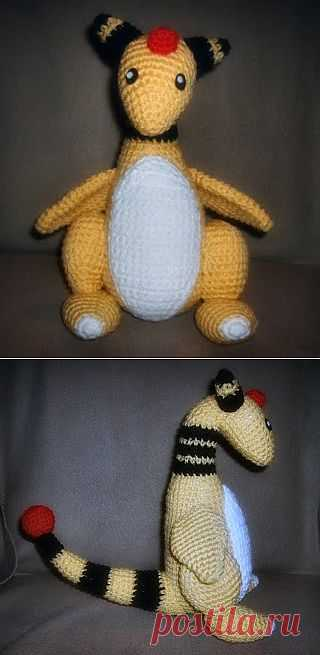 WolfDreamer: Ampharos