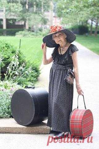 стареть нужно красиво